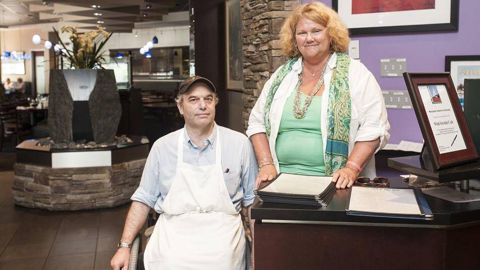 Annapolis residents Jim and Karen Wilder, pictured in 2014, aim to launch a new enterprise that reflects not only their culinary calling but also their commitment to creating opportunities for people with disabilities, translating a lifelong calling into a bonus years mission. (Joshua McKerrow / Capital Gazette file)