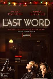 Movie poster for The Last Word